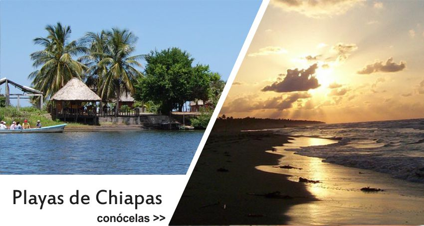 playas de chiapas mexico